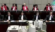 محكمة لاهاي ترجئ قرارا بشأن التحقيق بجرائم حرب اسرائيلية في فلسطين