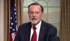 مساعد وزير خارجية أميركا: المجتمع الدولي يحضّ على استئناف فوري لمحادثات السودان