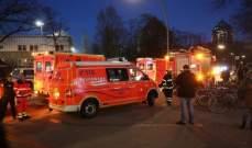 الشرطة الألمانية: سيارة تدهس مشاركين بكرنفال وسط البلاد وسقوط جرحى
