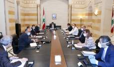 اللجنة الوزارية لعودة المغتربين تقرر استئناف الرحلات إلى لبنان بعد أسبوعين