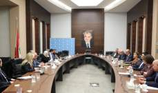 كتلة المستقبل: لإنجاز الاستشارات الملزمة وتشكيل حكومة اختصاصيين