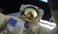 رائدا الفضاء الأميركي والياباني يخرجان إلى الفضاء المفتوح