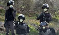 الجيش الإسرائيلي أطلق النار على فلسطينيَين بزعم محاولتهما تنفيذ عملية طعن بشرق رام الله