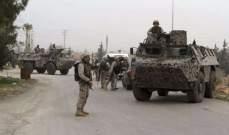دورية من الجيش صادرت شاحنة تهريب محروقات بعد تعرضها لاعتداء بالمنصورة