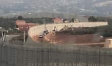 النشرة: الجيش الاسرائيلي كثف دورياته اثر اسقاط الطائرة االمسيرة صباحا