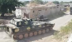 الجيش السوري يحبط 3 هجمات متزامنة للجماعات الإرهابية في ريفي إدلب وحماة