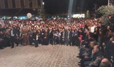 نادي الخريجين الرياضي بجبيل ينظم كرنفال الميلاد السنوي الثالث ببيبلوس