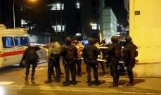 شرطة سويسرا:البحث عن 14 شخصا مفقودا بعد انهيار أرضي في واد ناء بالبلاد