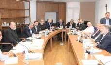 لجنة الشؤون الخارجية أقرت عددا من مشاريع القوانين الصحية