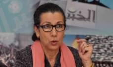 المحكمة العسكرية الجزائرية تستدعي لويزة حنون في قضية شقيق بوتفليقة