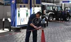 mtv: إغلاق محطات الوقود بالكامل في بيروت وضواحيها بسبب شحّ في مادة البنزين