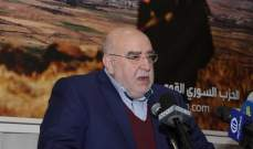 """حمدان: إحصاء """"الدولية للمعلومات"""" مشبوه ولبنان أكبر من أن يُبلع وأصغر من أن يُقسم"""
