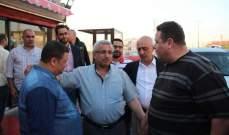 سعد: يوم 6 ايار المواطن سيحاسب المسؤولين عن تردي الأوضاع