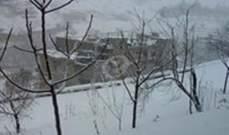 أمطار غزيرة غدا مترافقة بعواصف رعدية والثلوج على 1700 متر