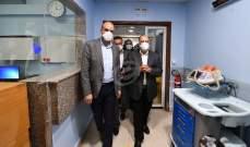 حمد حسن كشف عن فضائح مالية بالمستشفيات: سيتم تحويل المتورطين للنيابة العامة فور مباشرتنا بالتدقيق المُباشر