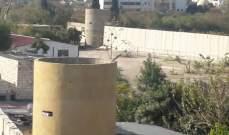 النشرة: الجيش يستكمل بناء الجدار حول عين الحلوة واتجاه لإبقاء مجمع عزام ضمن المخيم