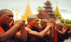 مقتل كاهنين بوذيين وجرح آخرين في اعمال عنف يقودها مسلمون في تايلاند