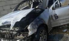الدفاع المدني: إخماد حريق سيارة في الهرمل وآخر شب داخل منزل في القصر