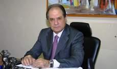 قزي: لبنان مظلوم كما الفلسطينيين وحل مشكلتهم لا يكون أبدا بصفقة القرن