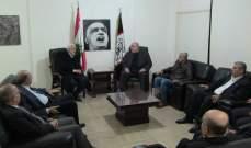 حمدان: حركة فتح أفشلت مخططات توريط المخيمات الفلسطينية بالتناقضات اللبنانية