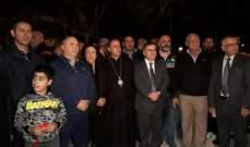موسى: نأمل أن يحمل العيد للناس الأمن والأمان وأن يستقر الوضع في لبنان