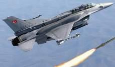 الحرة: طائرات تركية تقصف مواقع بمحافظة السليمانية وأخرى بمحافظة أربيل في العراق