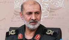 مسؤول إيراني: نعتمد المقاومة الفاعلة أمام استراتيجية العدو
