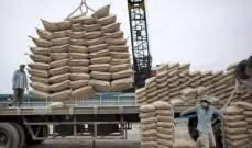 شركات الاسمنت وعدت وزير الصناعة بتسليم الترابة الاثنين بالسعر الرسمي
