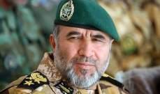 الجيش الإيراني: لن ندع القرصنة البحرية ضدنا تمر بلا رد