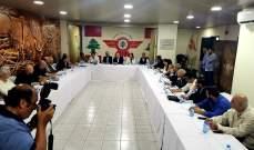 المؤتمر الدائم للفدرالية: النظام المركزي هو مشكلة لبنان الجوهرية ولا حل سوى بإعتماد النظام الفدرالي