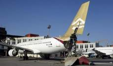 أ.ف.ب: سقوط صواريخ على مطار طرابلس وتحضيرات لإخلاء الطائرات الى مطار مصراتة