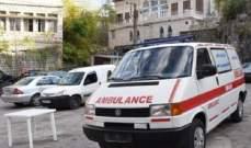 النشرة: رئيس بلدية حاصبيا سيارة إسعاف مخصصه لنقل مرضى الكورونا