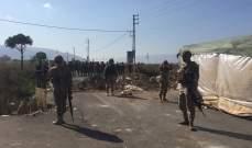 النشرة: الجيش يعيد فتح طريق غزة جب جنين بالاتجاهين