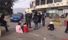 النشرة: الجيش فتح مثلث جب جنين- كامد اللوز الذي قطعه بعض المحتجين