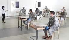 رودز فور لايف دربت مسعفين ومنقذين من الجيش على تقنيات التعامل مع المصابين بكورونا