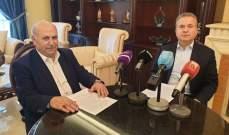 درغام وحسين: لانصاف عكار في التعيينات والافراج عن المشاريع الانمائية