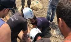 الدفاع المدني: إنقاذ غريق مقابل شاطئ البحصة في جبيل