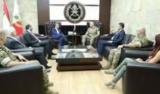 مصادر القوات للجمهورية: أكّدنا للعماد عون أنّ تسليح الجيش هو هدف القوات الاستراتيجي