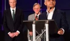رئيس بلدية لندن دعا إلى إيجاد بديل لرئيس حزب العمال البريطاني