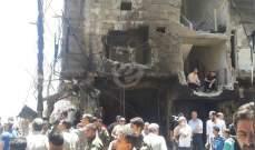 الميادين: مقتل 24 شخصاً وإصابة 32 آخرين نتيجة سقوط القذائف على دمشق وريفها اليوم