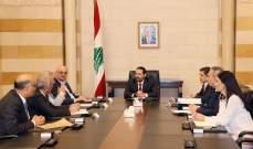 الحريري ترأس اجتماعا في السراي جرى خلاله عرض السياسة الإسكانية بلبنان