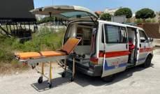 الدفاع المدني: سقوط مواطن اثناء عمله على لوحة للاعلانات في الرينغ