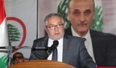 أبي اللمع لمشرفية: ألم تسمع ان النازحين الذين عادوا لسوريا انتهى الأمر بالكثير منهم بالسجون او القبور؟