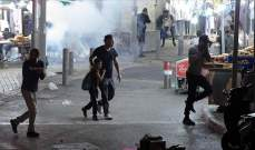 الصحة الفلسطينية: مقتل شاب وإصابة العشرات بمواجهات مع الجيش الإسرائيلي بالضفة