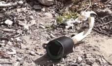 النشرة: العثور على قنبلة عنقودية في جويا