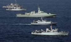البحرية العمانية تعلن تسيير عدد من السفن لتأمين المياه الدولية بعد تعرض سفينة للخطف