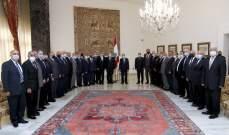 الرئيس عون: سيتمكن لبنان من تجاوز الظروف الصعبة التي يعيشها