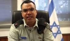 أدرعي: الجيش الإسرائيلي يقصف من جديد على طول الحدود اللبنانية