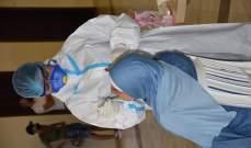 إجراء فحوص pcr لـ88 مخالطا بحاصبيا من قبل وزارة الصحة وطبابة القضاء