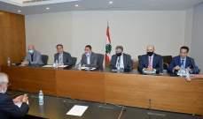 """الحاج حسن بعد اجتماع لجنة الاتصالات: استلام الدولة لشركة """"تاتش"""" في 23 و30 الحالي"""